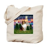 Blessed (#2) Sheltie Tote Bag