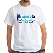 """Minnesota"" Men's T-Shirt"