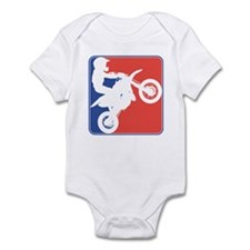 PeeWee Motocross Infant Creeper