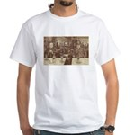 Absinthe Professors White T-Shirt