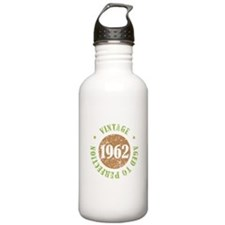 Vintage 1962 Aged To Perfection Water Bottle