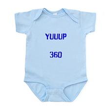 YUUUP 360 Infant Bodysuit