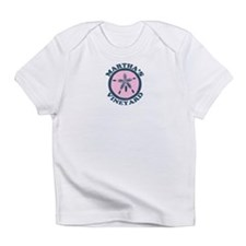 Martha's Vineyard MA - Sand Dollar Design. Infant