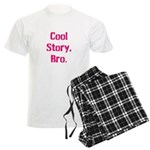 Cool Story Bro Men's Light Pajamas