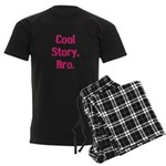 Cool Story Bro Men's Dark Pajamas