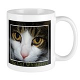 Cat Whisperer Coffee Mug