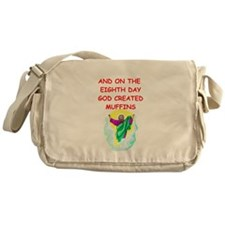muffins Messenger Bag