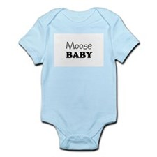 Moose baby Infant Creeper