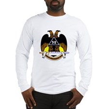 Scottish Rite (Color) Long Sleeve T-Shirt