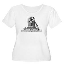 Broken Column T-Shirt