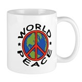 World Peace Small Mug
