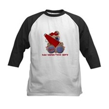 Teddy Cheerleader (red) Tee