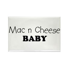 Mac n Cheese baby Rectangle Magnet