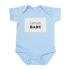 Lemon baby Infant Creeper