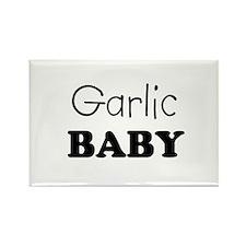 Garlic baby Rectangle Magnet
