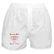 Raising Hell Since 1952 Boxer Shorts