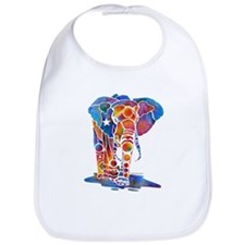 Whimzical Emma Elephant Bib