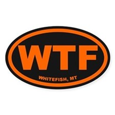 Whitefish Stickers