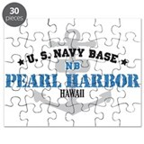 US Navy Pearl Harbor Base Puzzle