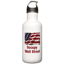 Occupy Wall Street Water Bottle