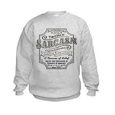 Old Tyme Sarcasm Sweatshirt