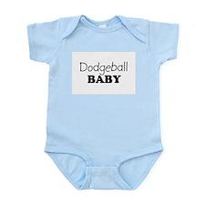 Dodgeball baby Infant Creeper