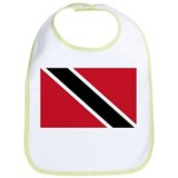Flag of Trinidad and Tobago Bib