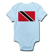 Flag of Trinidad and Tobago Infant Creeper