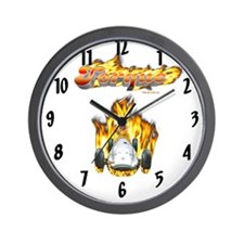 Torque SpeedRacer Wall Clock