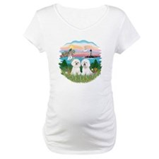 Lighthouse-Two Bichon Shirt