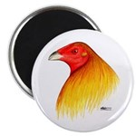 """Gamecock Dubbed 2.25"""" Magnet (10 pack)"""