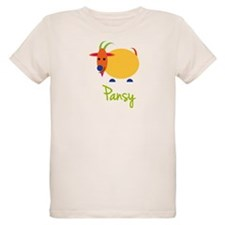 Pansy The Capricorn Goat T-Shirt