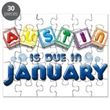 Austin is Due in January Puzzle