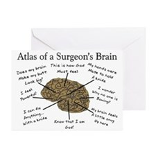 Physicians/Surgeons Greeting Cards (Pk of 20)