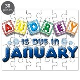 Audrey is Due in January Puzzle