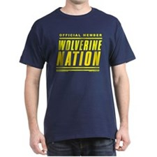 Wolverine Nation / Official Member / Classic T