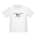 US Navy Toddler T-Shirt