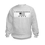US Navy Kids Sweatshirt
