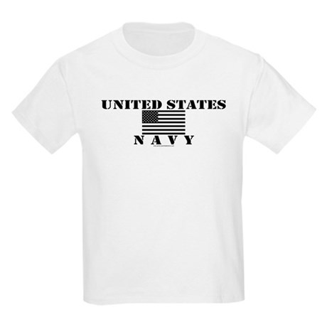 US Navy Kids T-Shirt