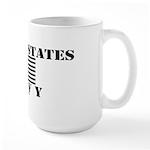 US Navy Large Mug