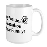 Family Values 188B Mug