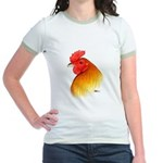 Gamecock Pea Comb Jr. Ringer T-Shirt