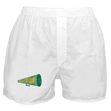 Go Team Boxer Shorts