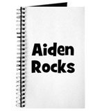 Aiden Rocks Journal