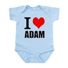 I Heart Adam Onesie