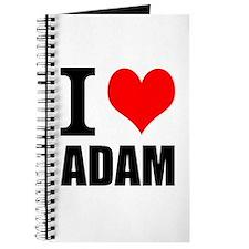 I Heart Adam Journal