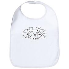 Cute Bikes Bib