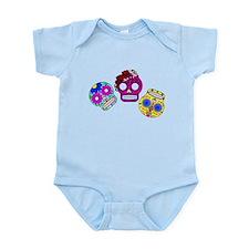 Day of the Dead Infant Bodysuit