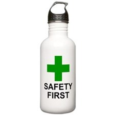 SAFETY FIRST - Water Bottle