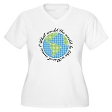 Musical World Quote T-Shirt